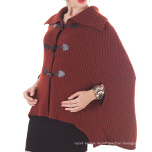 Mode Frauen Kaschmirmantel