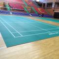 Tapete de borracha Enlio para quadra de badminton