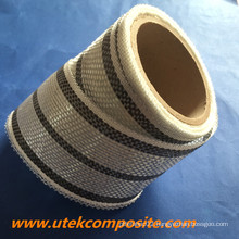 0.27mm Thickness 200G/M2 Carbon Fiberglass Hybrid Tape