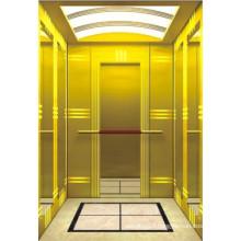 Machine Roomless Gearless Drive Passenger Elevator