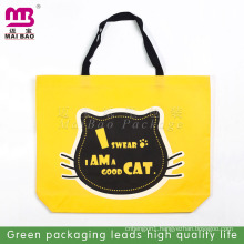 23 years export experience high quality washable non woven tote shopping bag recyclable