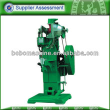 Suitcase riveting machine