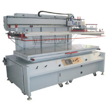 Impresora de serigrafía plana de gran formato de adsorción al vacío