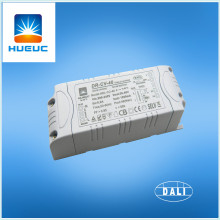 40w plástico dali dimmable led driver
