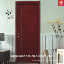 Eco-friendly melamine internal chinese wooden door