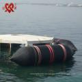 Alta flutuabilidade e alta performance SGS CCS CCC certificação airbag de borracha marinha para o lançamento e elevação do navio