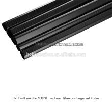 Tubos de fibra de carbono qualificados amostras grátis disponíveis tubos de mercado japonês