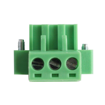 New Connector  Pluggable Terminal Block