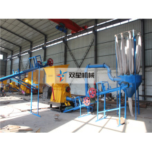 paint bucket crusher metal can Recycling Plant