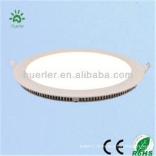 Porzellanlieferant Hauptprodukt 4w / 6w / 9w / 12w / 15w / 18w runde / quadratische Form runde geführte Deckenleuchte
