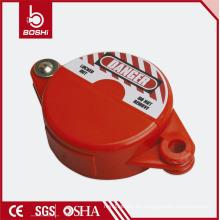 Wenzhou Bohsi Fabricante de bloqueo de la válvula de seguridad del dispositivo BD-F12, diámetro de la varilla de la válvula de 64 mm-127 mm