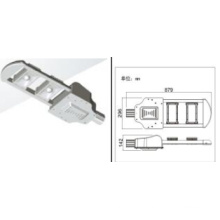 Epistar LED und UL-Zulassung LED Driver LED Straßenlampe