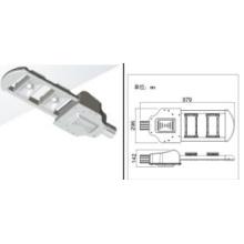 Epistar LED y UL Approval LED Driver LED Lámpara de calle