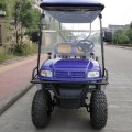 carrello da golf alimentato a gas hummer
