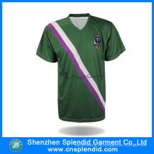 Shenzhen Kleidungsstück Neueste Entwürfe Neues Modell American Football Jersey