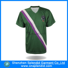 2017 China Wholesale Men Dress Futebol Camisa Futebol Jersey