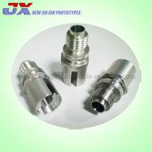 Фабрика Металлообработка токарные частей/Быстрое прототипов частей/токарный с ЧПУ