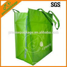 Umweltfreundliche laminierte Non Woven Tasche mit Slogan
