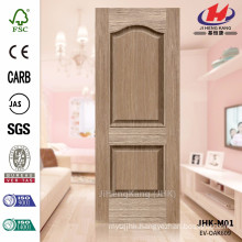 JHK-M01 Decorative 16.8mm Depth Modern European Nice Looking Black Oak EV 609 Veneer Mold Door SKin