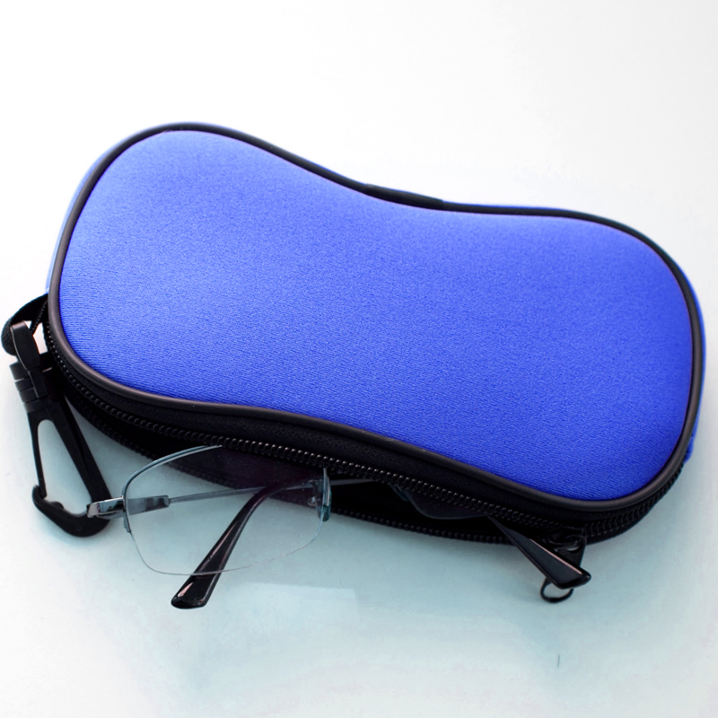 Customized glasses case