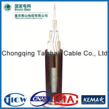 ¡Fuente profesional de la fábrica !! Cable de aluminio de alta pureza 70mm2 95mm2