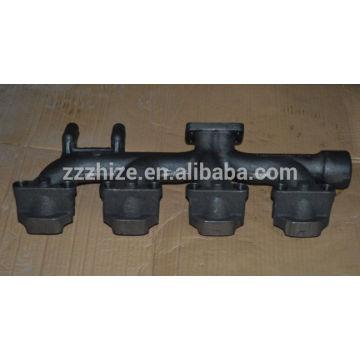 hot sale 612600112541 weichai exhaust pipe for truck / weichai engine parts