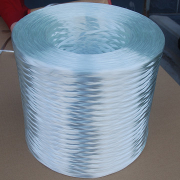 Squeezing Roving With Glass Fiber Roving