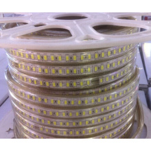Manufacture christmas decorative lighting 220V flexible led strip light 16W/M