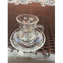 High Quanlity Glass Tumbler Tasse à bière Tasse à café Tasse à thé Kb-Hn08168