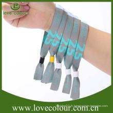 Bracelet à tisser personnalisé bon marché et bon marché