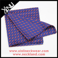Design Your Own Brand Custom Wholesale Linen Printed Fancy Handkerchiefs