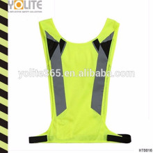 Hot Sales The Best High Visibility Reflective Running Vest for Men