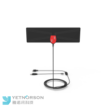 Yetnorson High Gain VHF-Innen-TV-Antenne Gan