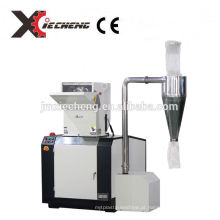 China Melhor qualidade máquina trituradora custo unidade de planta de reciclagem de plástico