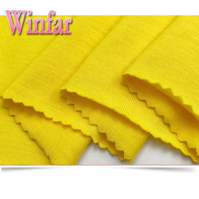 Single Jersey 100% Polyester Spandex gefärbte Stoffe