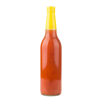 700g Glasflasche Sweet Chilli Sauce OEM