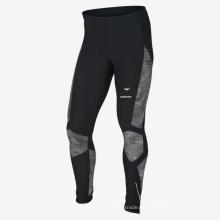 2014 reflexivo para hombre corriendo pantalones apretados para correr
