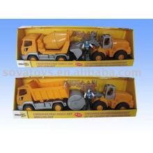 Brinquedo caminhão livre dump caminhão