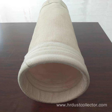 Filter bag for pulse bag dust collector