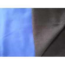 100% Polyester Softshell Bonded Polar Fleece