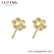 95954 Xuping jewelry China wholesale flower shape fashion stud earrings