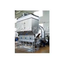 Série XF Secador de cama de fluido de ebulição horizontal para pó químico