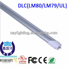 120cm t8 led light tube 20w ,UL/CE/ROHS approve tube light,3 years warranty