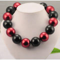 Big Pearl Beads Necklace Canada