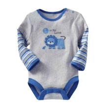 Juego vendedor caliente del regalo de la ropa del bebé de 2017 OEM