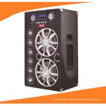 Двойной 12-дюймовый профессиональный Bluetooth-диктор с беспроводным микрофоном A12