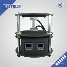 Chaleur de colophane électrique haute pression presse avec une pression de 2 tonnes