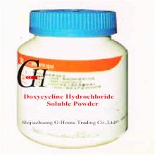 Poudre soluble de chlorhydrate de doxycycline