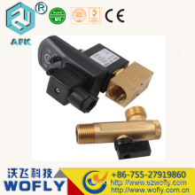 Cheap low pressure OPT-B G1/2 12v air solenoid valve
