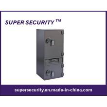 Cofre de depósito eletrônico de aço anti-roubo (SFD4620DD)